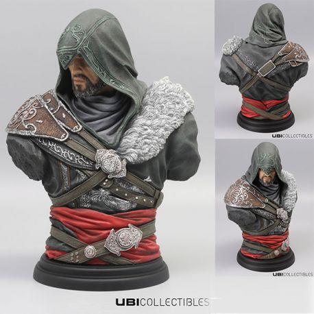Buste Assassin's Creed Legacy Ezio Revelations