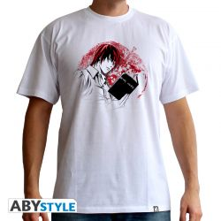 "T-Shirt DEATH NOTE ""Light"" homme"