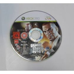 Grand Theft Auto Episodes From Liberty City [xbox360]