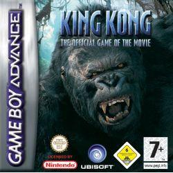 king kong [gameboy advance]