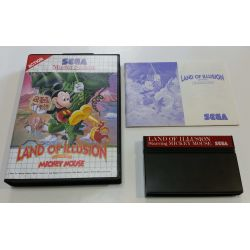 Land Of Illusion Micky Mouse [MasterSystem]