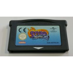 Spyro Season Of Ice [Gameboy Advance]
