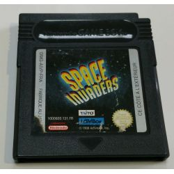Space Invaders [GameBoy]