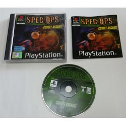 Spec Ops : Cover Assault [ps1]