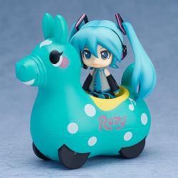 Hatsune Miku x CuteRody véhicule à friction avec figurine Hatsune Miku 7 cm
