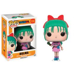 Figurine Dragonball Z POP! Animation Vinyl Bulma 9 cm