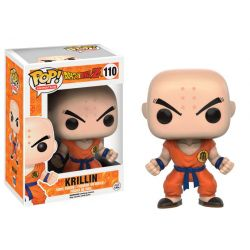 Figurine Dragonball Z POP! Animation Vinyl Krillin 9 cm