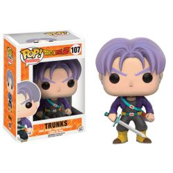 Figurine Dragonball Z POP! Animation Vinyl Trunks 9 cm