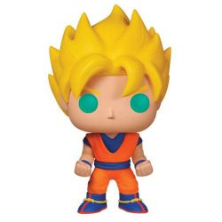 Figurine Dragonball Z POP! Vinyl Super Saiyan Goku 10 cm