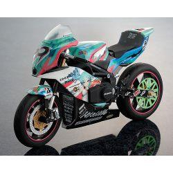Racing Miku 2013 véhicule ex:ride Spride.06 - TT-Zero 13 Kai 19 cm