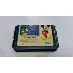 Castle Of Illusion [MegaDrive]