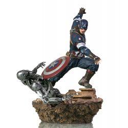 Avengers L'Ère d'Ultron statuette 1/6 Captain America 40 cm
