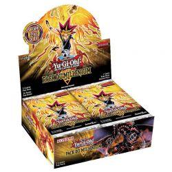 Boite Yu-Gi-Oh! Pack du millenium