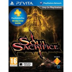 Soul Sacrifice [PS VITA]Q