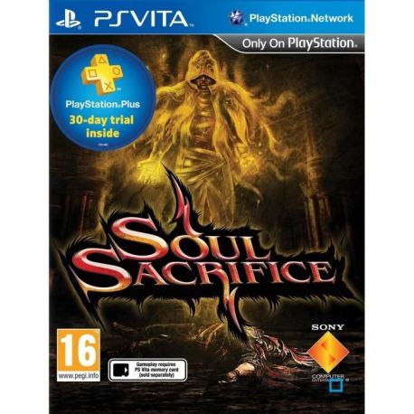 Soul Sacrifice [PS VITA]Q