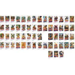 Lot de 58 Mangas Naruto Kana