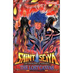 Saint Seiya Les chevaliers du zodiaque Tome 21