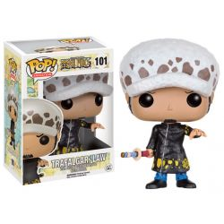 Figurine One Piece POP! Television Vinyl Trafalgar Law 9 cm