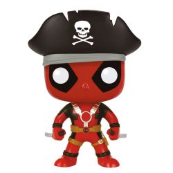 Figurine Deadpool POP! Marvel Vinyl Pirate Deadpool 9 cm