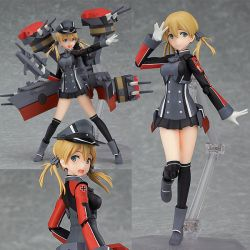 Figurine FIGMA - Prinz Eugen (Kantai Collection -KanColle-) !