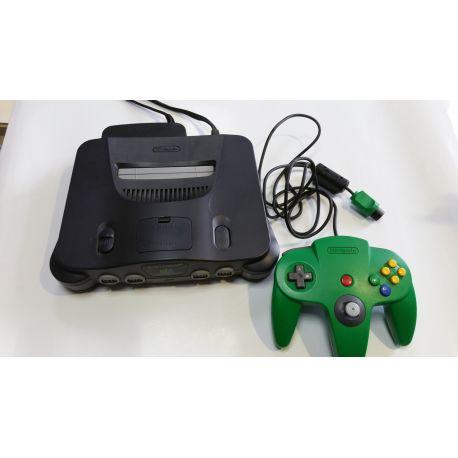 Nintendo 64 (NUS-001 FRA) + Manette + Pack Memoire