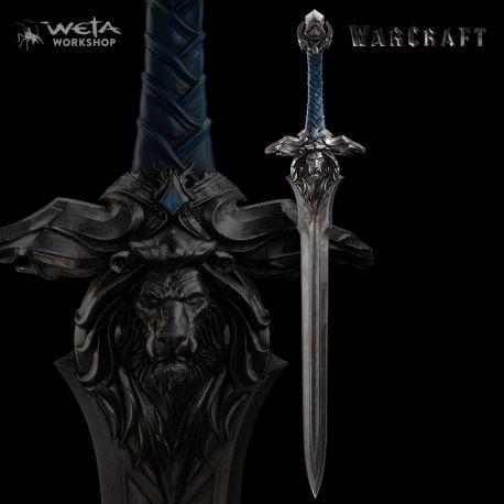 Warcraft réplique 1/1 épée Royal Guard 120 cm