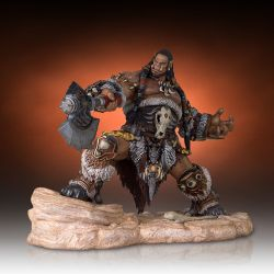 Warcraft The Beginning statuette Durotan 32 cm