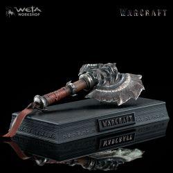 Warcraft réplique 1/6 Durotan's Axe 20 cm