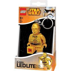 Porte clef Star wars Stormtrooper LED LITE Lego