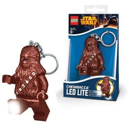 Porte clef STAR WARS Chewbacca LED LITE lego