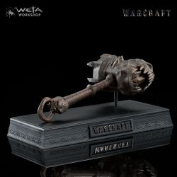 Warcraft réplique 1/6 Skullbreaker of Blackhand 20 cm
