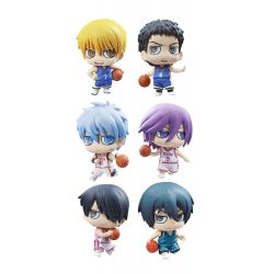 Petit Chara assortiment trading figures Kuroko no Basuke 6cm