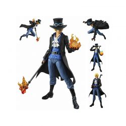 Figurine ONE PIECE - Variable Action Heros Sabo !
