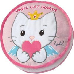 coussin angel cat sugar de 35 cm