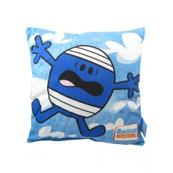 coussin monsieur madame : mr maladroit