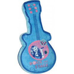 coussin guitare hannah montana