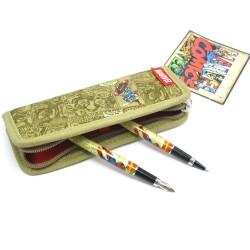 parure de stylo marvel comics