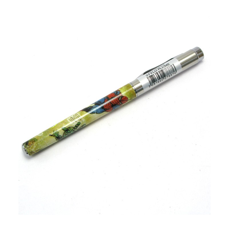 stylo plume naruto
