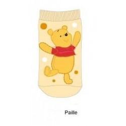 chaussettes winnie l'ourson paille (15/18 et 19/22)