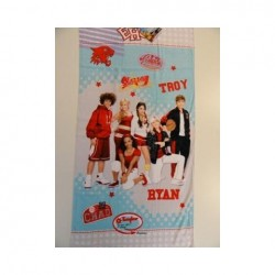 drap de plage high school musical