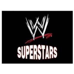serviette de bain wwe superstars