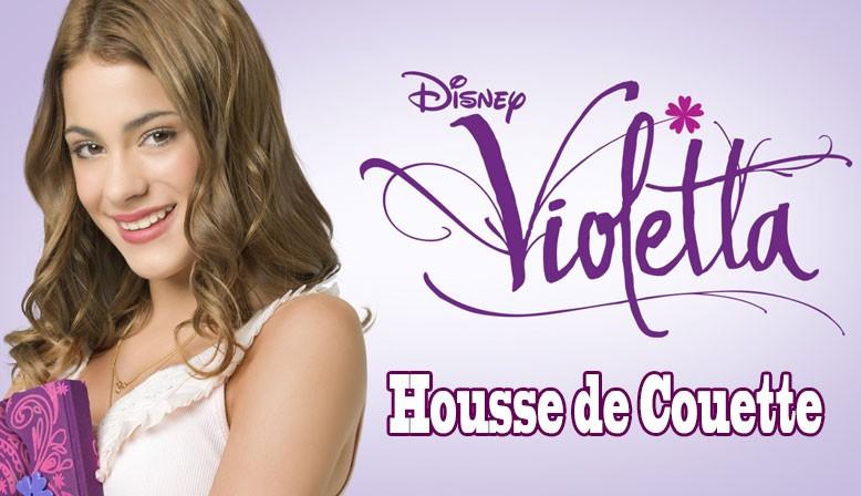 Housse de Couette Violetta